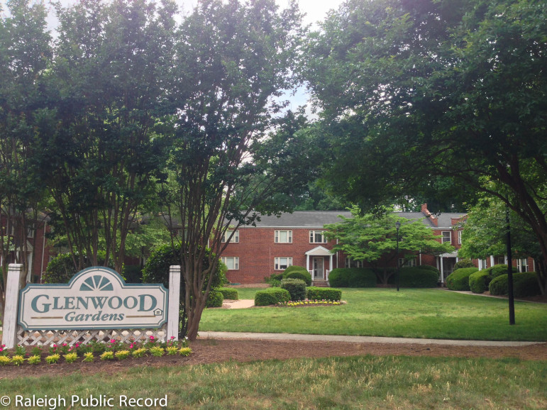 The Glenwood Gardens Apartments