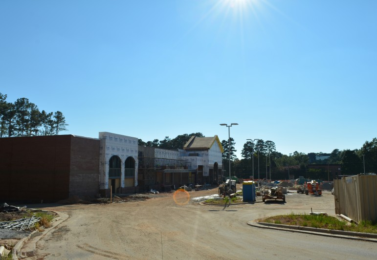 The Pointe at Creedmoor Shopping Center