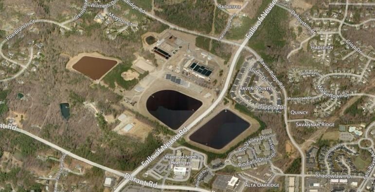 The E.M. Johnson Water Treatment Plant