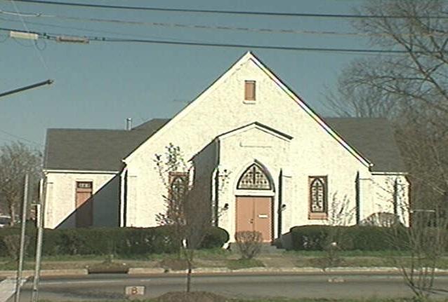 The church in 1996