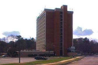 The Holiday Inn Raleigh at Crabtree