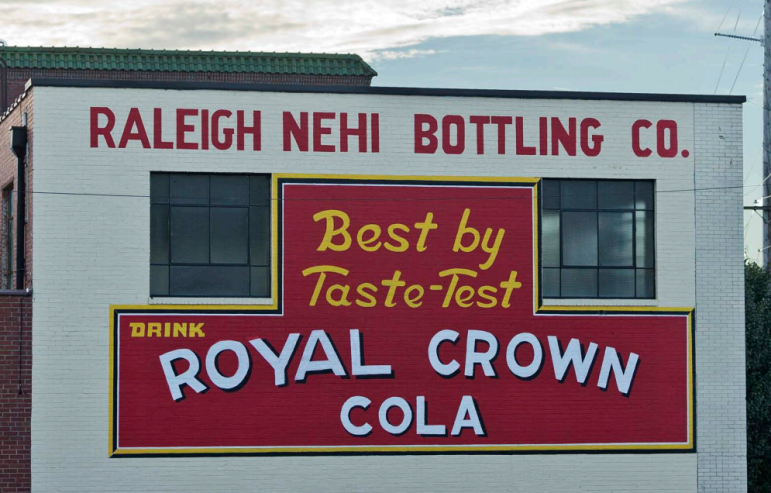 The Old Nehi Bottling Plant
