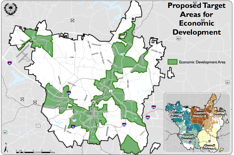 The newly proposed map will require Council approval