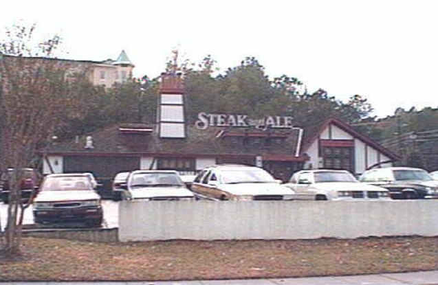 The old Steak and Ale was popular with nearby seniors