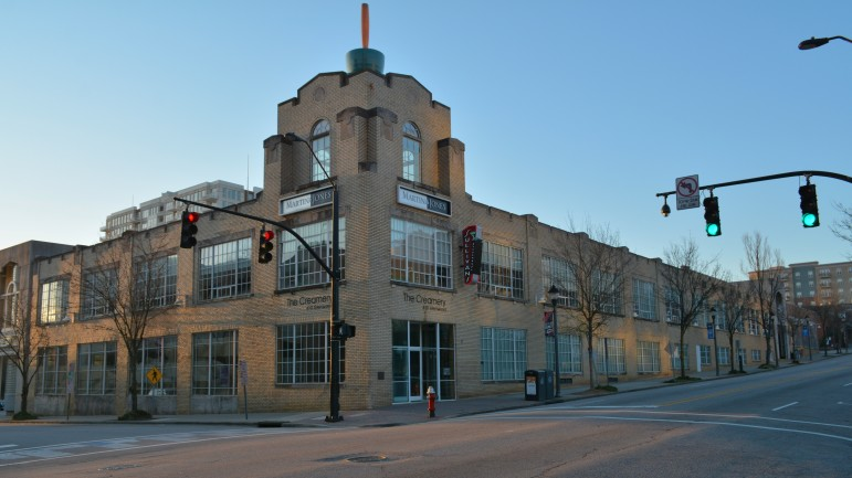 The Creamery Building at 410 Glenwood Avenue