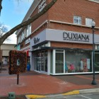 Luxiana at Cameron Village is probably Raleigh's most upscale mattress store