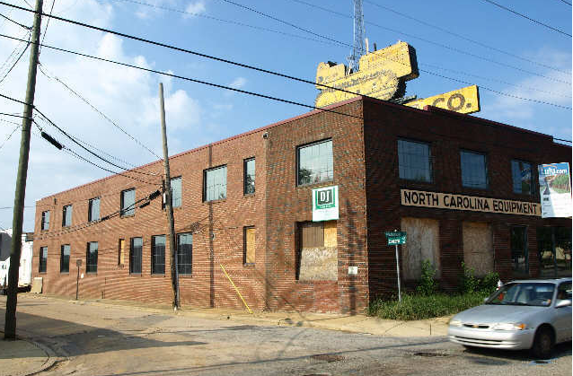 Neighbors wanted the developer to save this old tractor rooftop sign