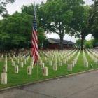 5,983 veterans are interred at the Raleigh National Cemetery
