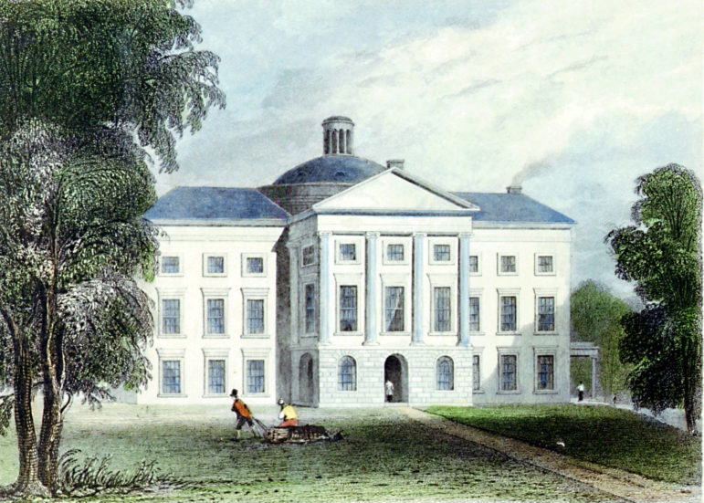 The original State House