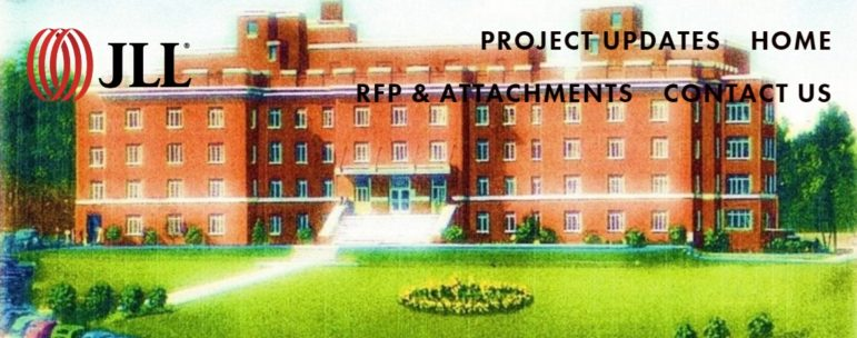 The project website is located at www.oldrexhospital.com